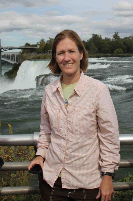 me at Niagara Falls
