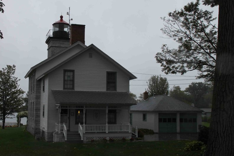 sodus bay lighthouse and the underground railroad