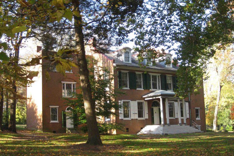 Wheatland in Lancaster, Pennsylvania