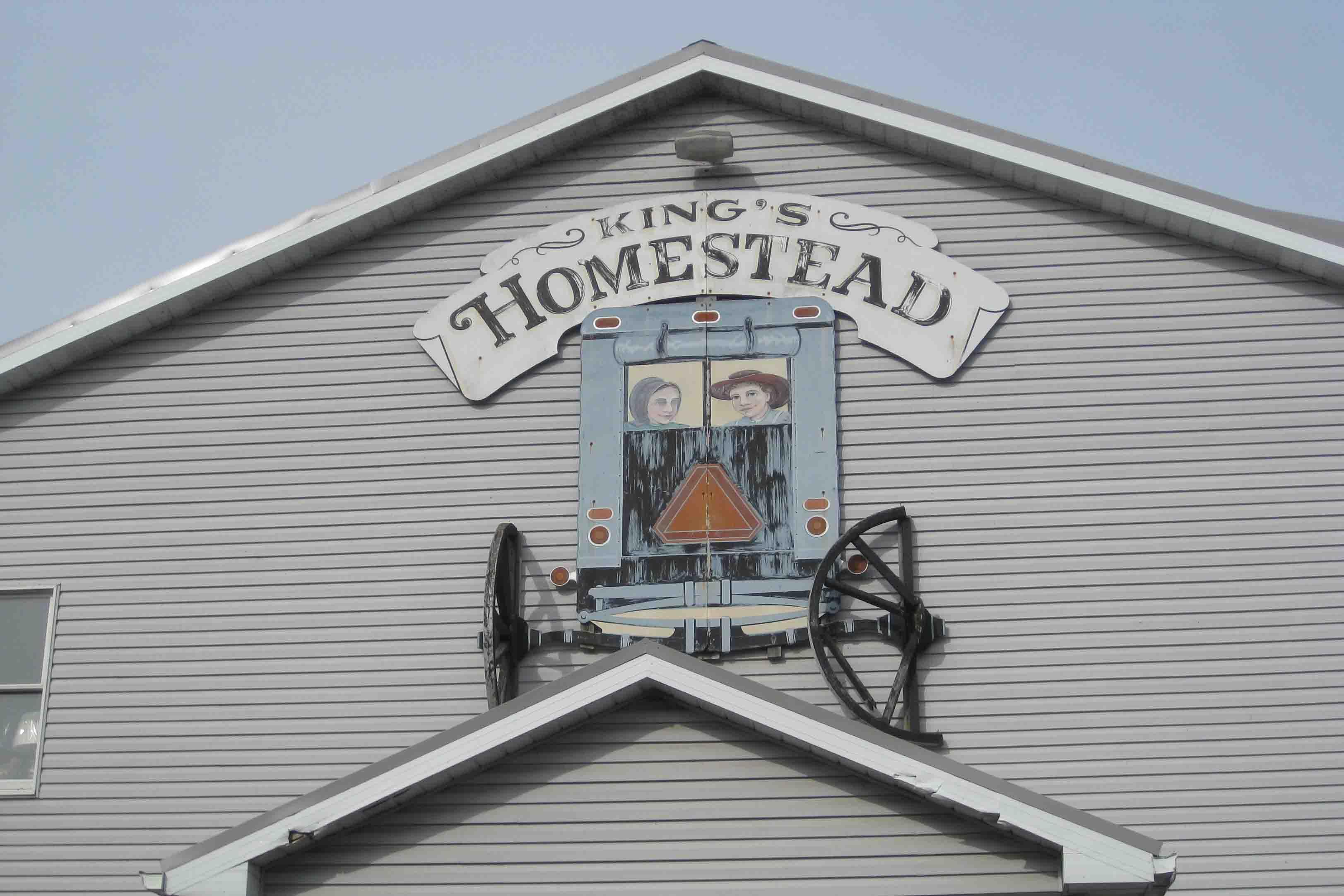 King's Homestead in Intercourse Pennsylvania