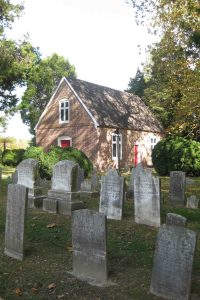 oldest chapel in continuous use in the nation