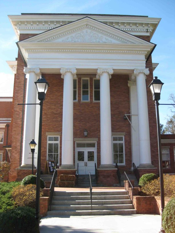 carnegie hall in lewisburg, west virginia