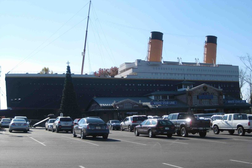 Titanic Museum in Tennessee