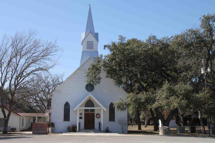 methodist church in utopia texas