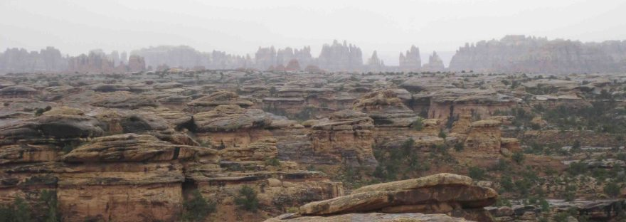 the needles, short hikes in canyonlands