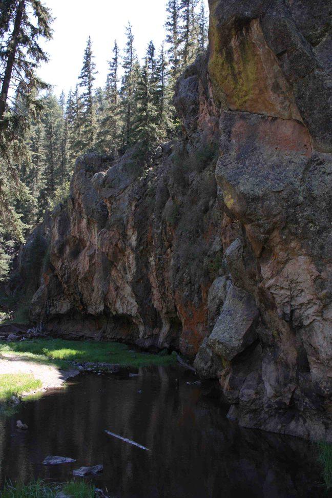 Conchas Trail, New Mexico