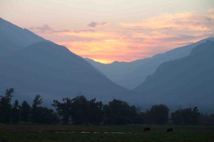 IMG_9075 sunset on the way to missoula