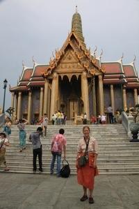 Hor Phra Khanthara Rat in Bangkok