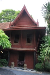 Jim Thomson House in Bangkok