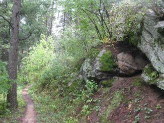 the colorado trail