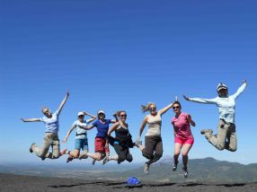 Nicaragua 076 jumping