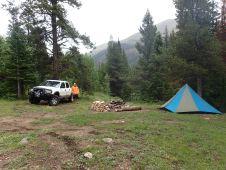 final campsite