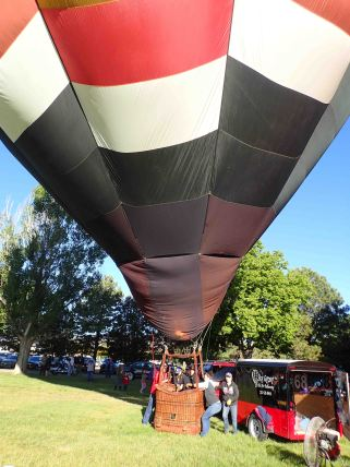 canon city balloon festival