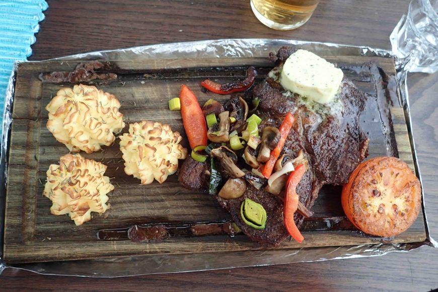 steak at vinterhagen