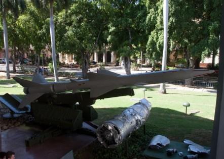 Used to shoot down American Spy Plane