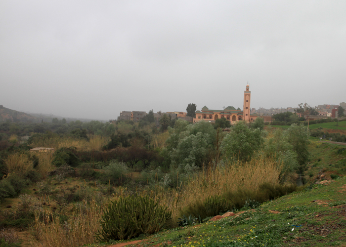 azrou 400 year old village in morocco