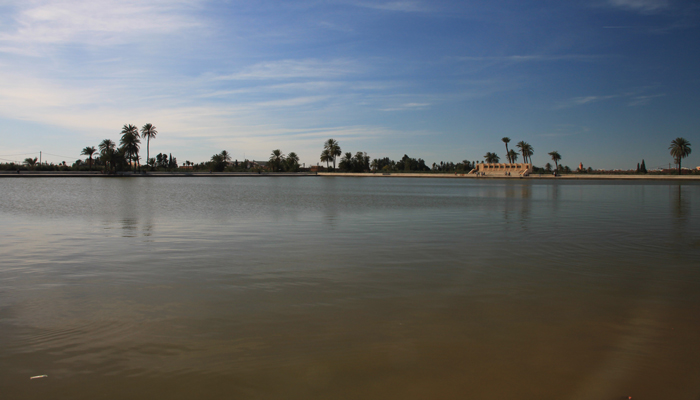 lagoon at menara gardens