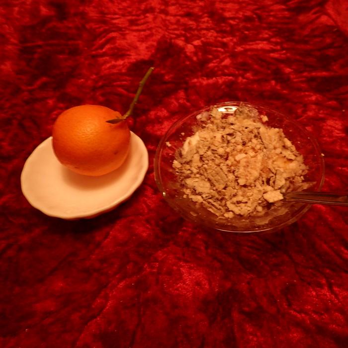 dessert in morocco