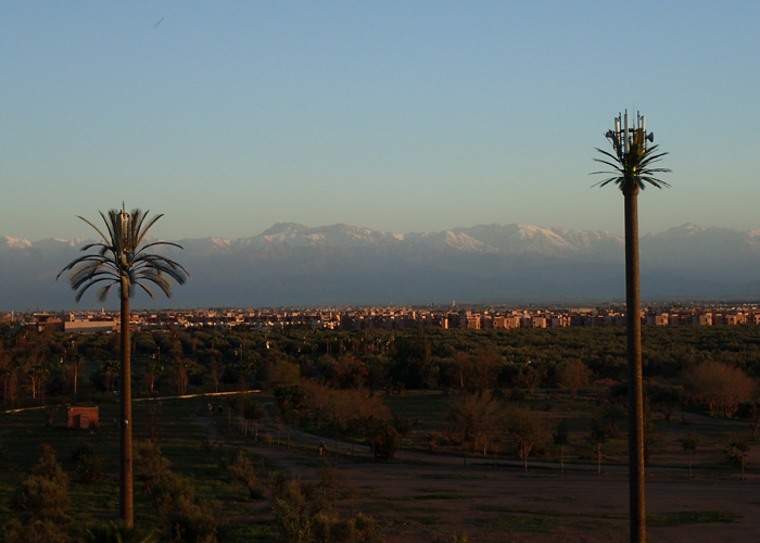 view of marrakesh