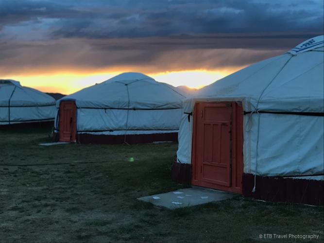 urguu ger camp in khrakhorin mongolia
