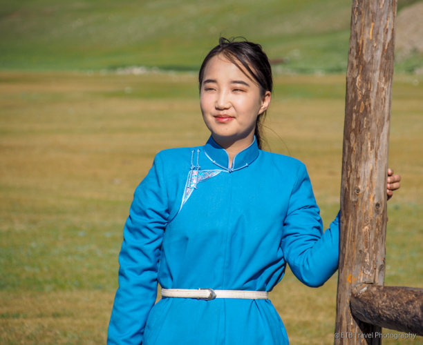 photo session in mongolia