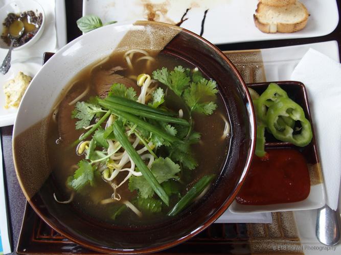 Exploring Ulaanbaatar: silk road soup