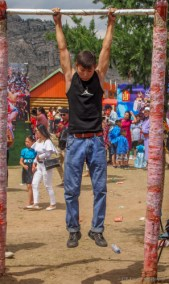 arm hang