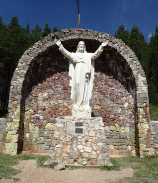 Christ of the Mines