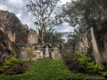 San Pedro Chapel in Antigua