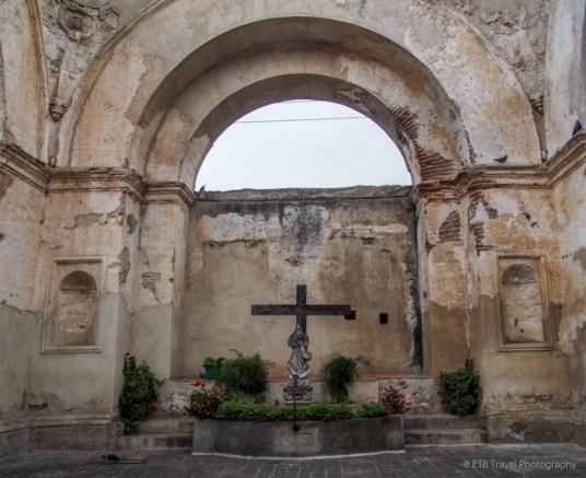 ruins of convent