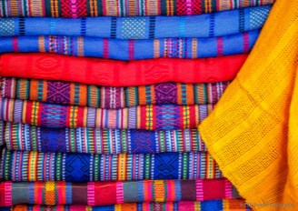colorful cloths