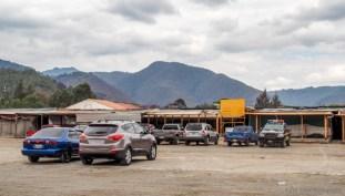 local market in Antigua