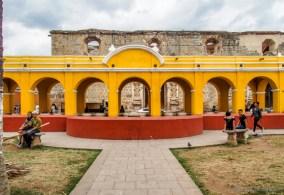Tanque La Union in Antigua