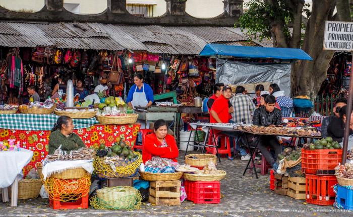 vendors in Antigua