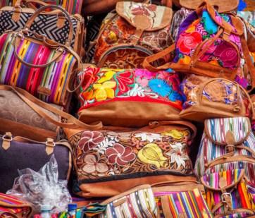 purses at market