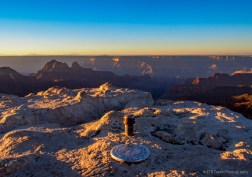 The Grand Canyon's North Rim