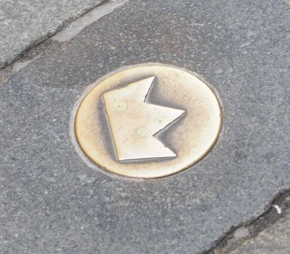 Coronation Route in Bratislava