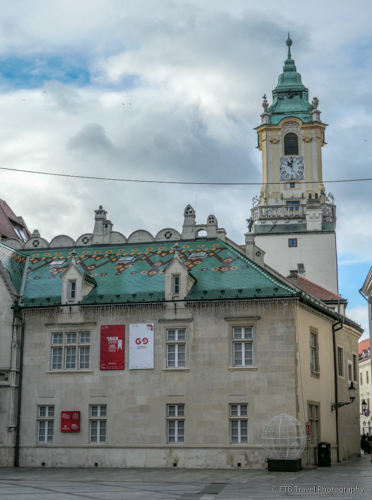 Old Town Hall in Bratislava