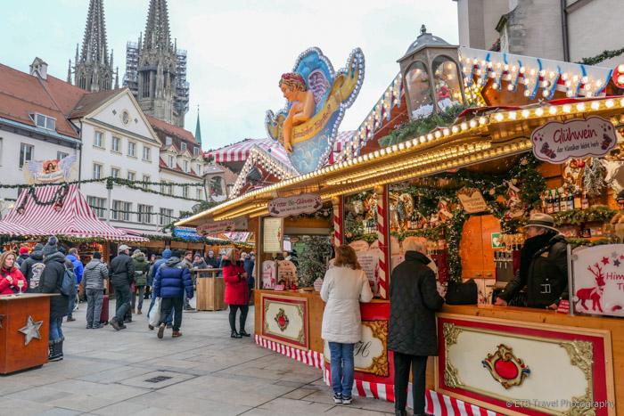 Christmas Markets in Regensburg