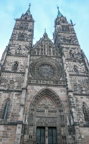 Lorenzkirche in Nuremberg