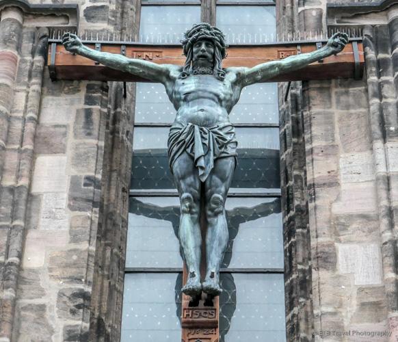 St. Sebaldus Church in Nuremberg