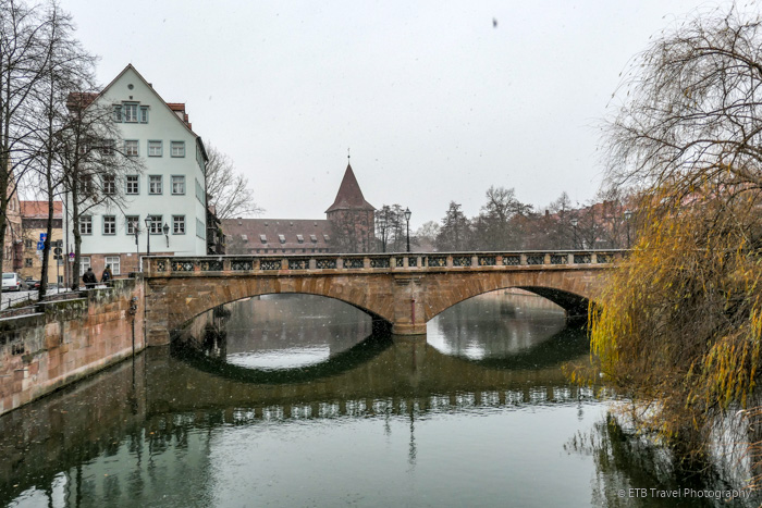 Bridge in Nuremberg