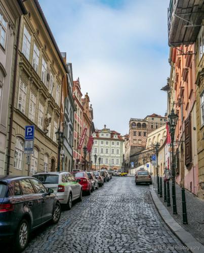 Nerudova Ulice in Prague