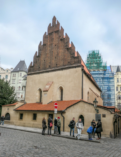 Old-New Synagogue in Prague