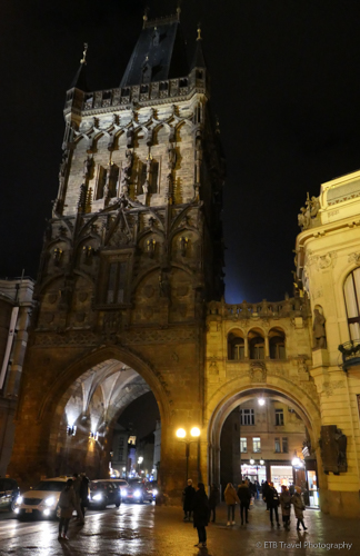 Powder Gate in Prague