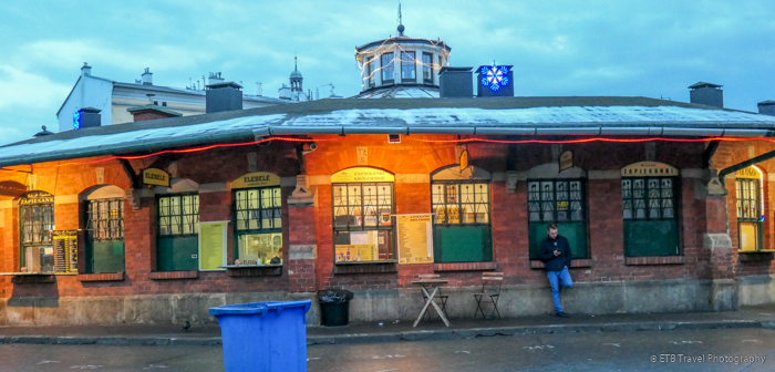 Old Kosher Slaughter House in Krakow's Jewish Quarter