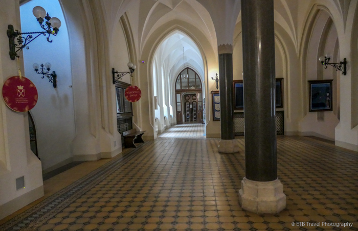 Collegium Novus in Krakow's Old Town