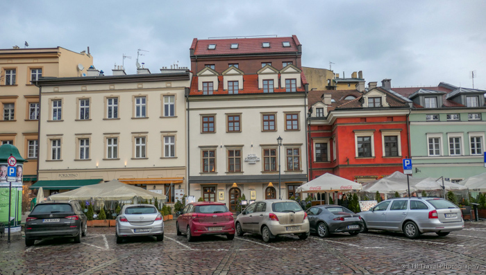 Krakow's Jewish Quarter