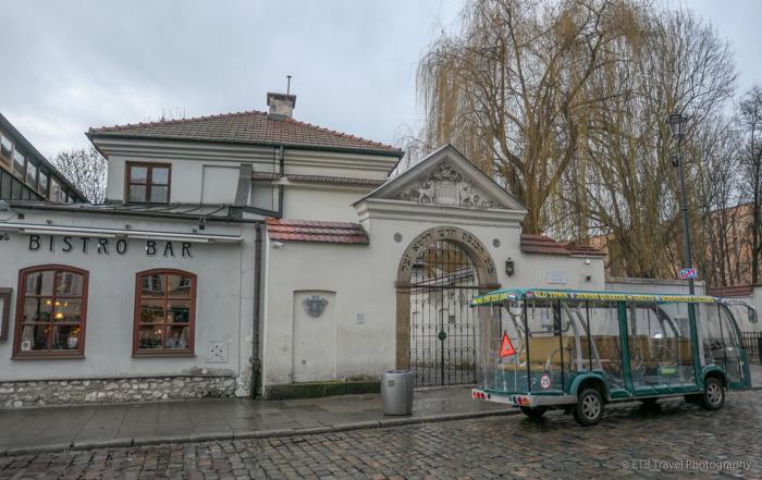 Remuh Synagogue in Krakow's Jewish Quarter