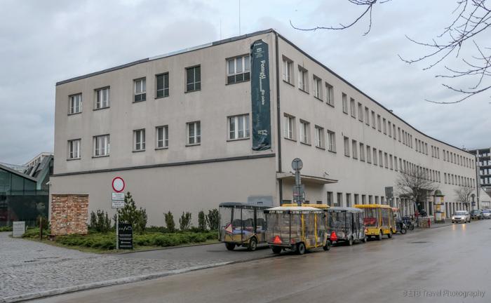 Schindler's factory in krakow